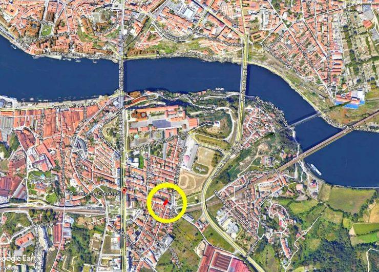 aerea R Luis Camões cidade